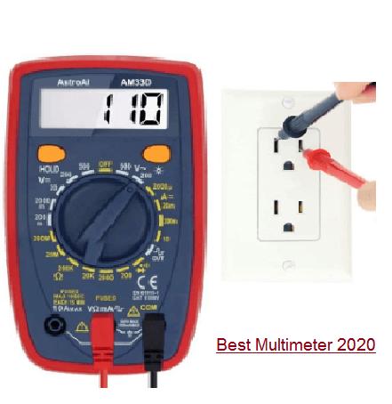 AstroAI Digital Multimeter with Ohm Volt Amp Meter, Best cheap Multimeter