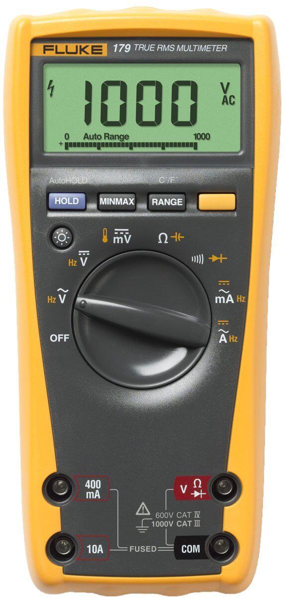 best multimeter in fluke brand,Fluke 179 ESFP True RMS Multimeter
