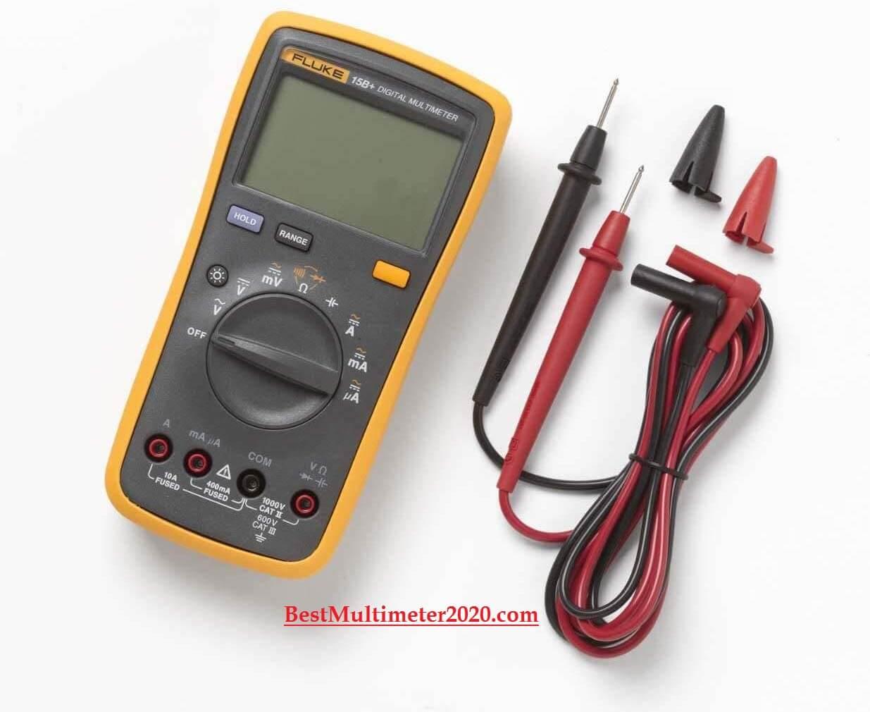Whizzotech FLUKE 15B+ F15B+ Digital Multimeter