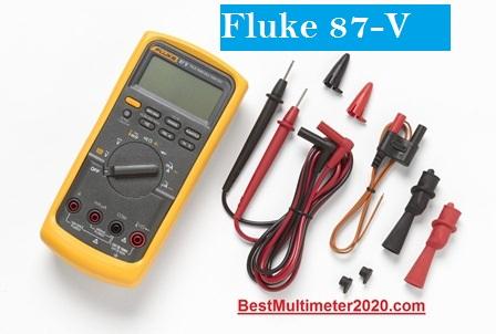 Fluke 87-V Digital Multimeter, best multimeter 2021