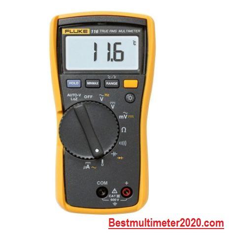 Best Multimeter for electricians 2020 reviews,Fluke 116 HVAC Multimeter