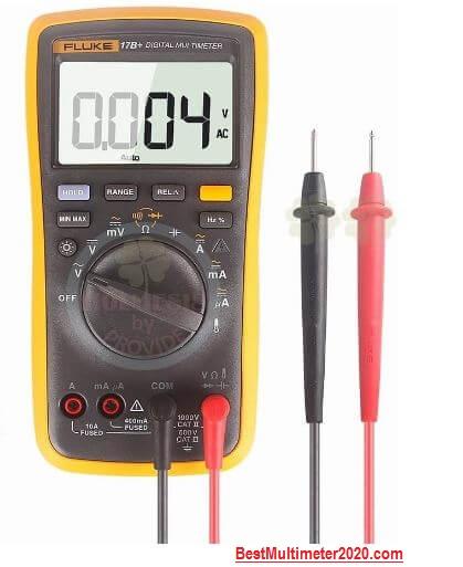 Fluke 17B+ Best Value Fluke Multimeter, best fluke multimeter, best multimeter 2020