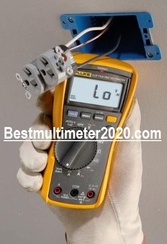 Best Multimeter for electricians 2020 reviews,Fluke 117 Electricians True RMS Multimeter (Heavy-duty)