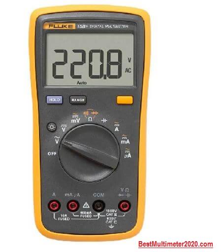Fluke15B+:BestCheapFluke Multimeter, best fluke multimeter, best multimeter 2020