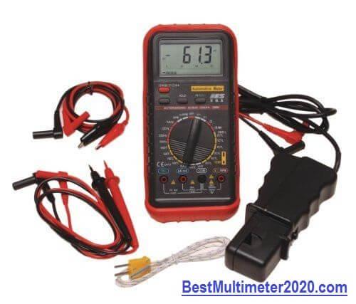 Best multimeter 2020, ESI 585K Deluxe Automotive DMM