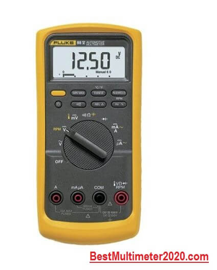 best multimeter 2020,Fluke 88V 1000V Automotive Multimeter