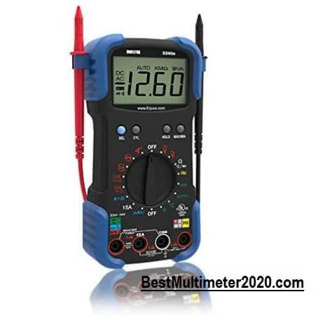 Best multimeter 2021, INNOVA 3340 Automotive Digital Multimeter