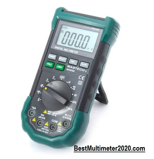 best multimeter 2020, Mastech MS8268 Digital AC/DC Auto/Manual Range Digital Multimeter