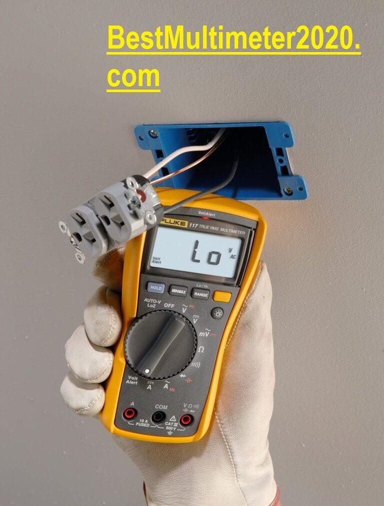 Best multimeter 2020, Fluke 117 Electricians True RMS Multimeter