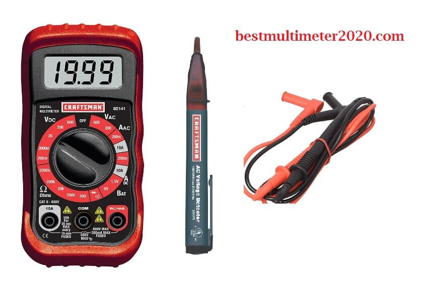 CRAFTSMAN Compact Multimeter