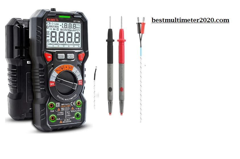 KAIWEETS Digital Multimeter, best budget multimeter, best multimeter for the money, best budget digital multimeter, best multimeter 2020
