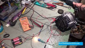 How to use a multimeter to Test a car alternator, bestmultimeter2020, best digital multimeter, best, 2020, multimeter