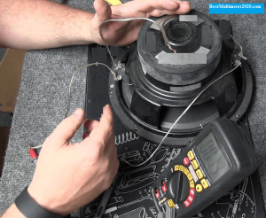 Checking the ohms on your subwoofer, How to use a multimeter to test a car battery,bestmultimeter2020, best multimeter, bestmultimeter2020, best digital multimeter 2020 - best reviews, best multimeter - top rated for the money, best multimeter to test car