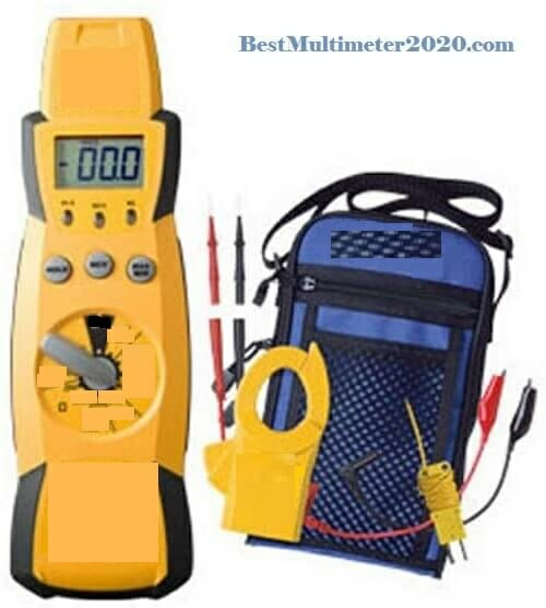best multimeter, Manual Ranging Stick Multimeter for HVAC, best, multimeter 2020, Clamp meter, HVAC clamp meter, Meter to test HVAC system voltage