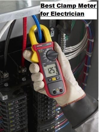 Amprobe AMP-210 Clamp Meter, best clamp meter 2020, best clamp meter 2021, best digital clamp meter, best clamp meter for electrician