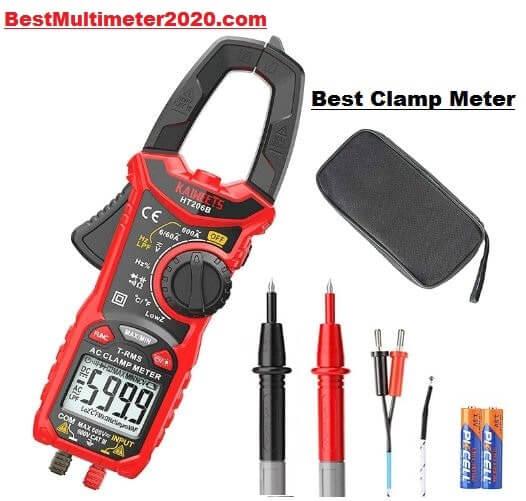 best clamp meter 2020, best clamp meter 2021, best HVAC clamp meter, best digital multimeter clamp meter, best multimeter 2021